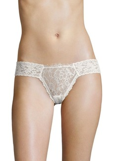 Hanky Panky After Midnight Wink Diamond Thong