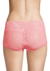 Hanky Panky American Beauty Rose Lace Panty