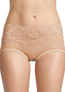 Hanky Panky American Beauty Rose Lace Panty