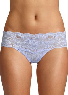 Hanky Panky American Beauty Rose Lace Thong