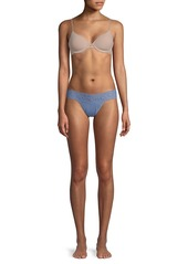 Hanky Panky Cotton Low-Rise Thong