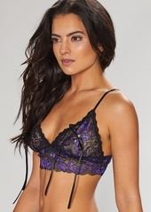 9086398f9740d Hanky Panky Hanky Panky + After Midnight Plumage Peek-A-Boo Bralette ...