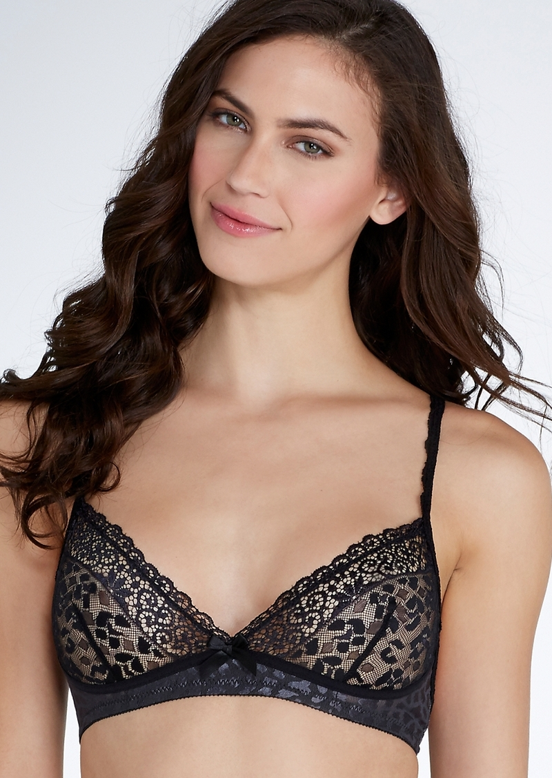 Hanky Panky + After Midnight Sexy Animal Bralette