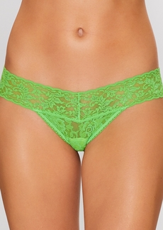 Hanky Panky + Signature Lace Low Rise Thong