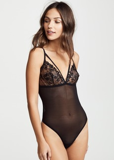 Hanky Panky After Midnight Stellar Thong Back Bodysuit