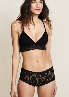 Hanky Panky Signature Lace Padded Racerback Bralette