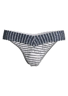 Hanky Panky Inside Out Original Rise Thong