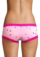 Hanky Panky Lindsi Lane Shoot For The Stars Boyshort Briefs