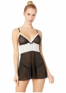 Hanky Panky Lovely Lace Babydoll with G-String