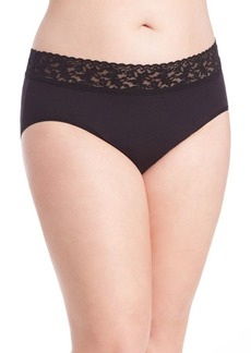 Hanky Panky Plus Cotton French Brief