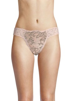 Hanky Panky Regency Low Rise Diamond Thong