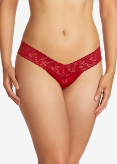 Hanky Panky Signature Lace Women's 4911 Low Rise Thong