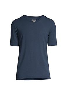 Hanro Casuals Short-Sleeve V-Neck T-Shirt