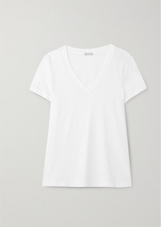 Hanro Cotton And Modal-blend Jersey T-shirt