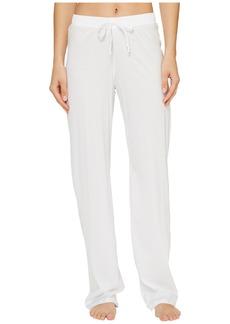 Hanro Cotton Deluxe Drawstring Long Pants