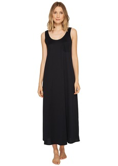 Hanro Cotton Deluxe Long Tank Nightgown