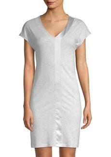 Hanro Elara Cap Sleeve Sleep Dress