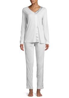 Hanro Elara Long Pajama Set