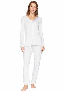 Hanro Elara Long Sleeve Pajama Set