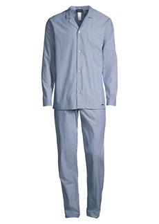 Hanro Fine Stripe Pajama