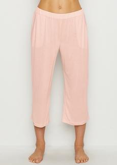 Hanro + Malva Knit Crop Pants