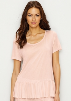 Hanro + Malva Knit Pajama Top