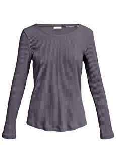 Hanro Ami ribbed long-sleeved top