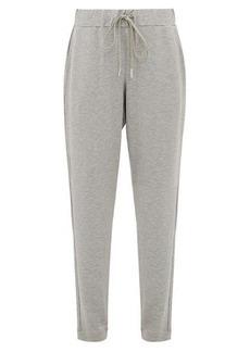 Hanro Balance stretch-jersey track pants