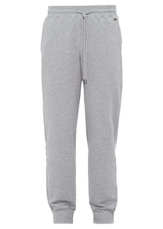 Hanro Cotton-blend jersey track pants