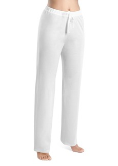Hanro Cotton Deluxe Drawstring Lounge Pants