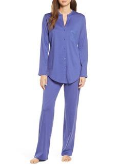 Hanro Cotton Deluxe Pajamas