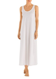 Hanro Cotton Deluxe Tank Nightgown