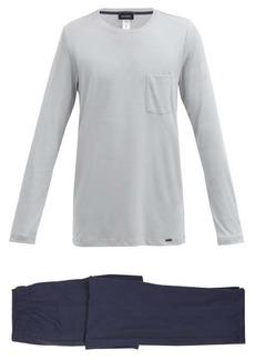 Hanro Cotton-jersey pyjamas