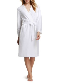 Hanro Cotton Piqu� Robe