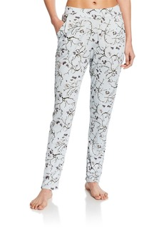 Hanro Elin Floral-Print Lounge Pants