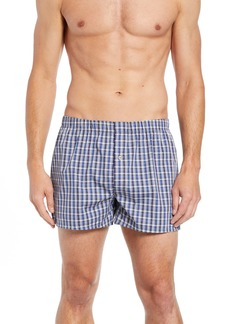 Hanro Fancy Cotton Boxers