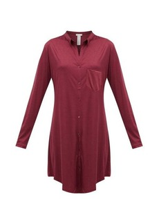 Hanro Grand Central modal-blend jersey nightdress