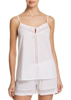 Hanro Hazel Cami & Shorts Pajama Set