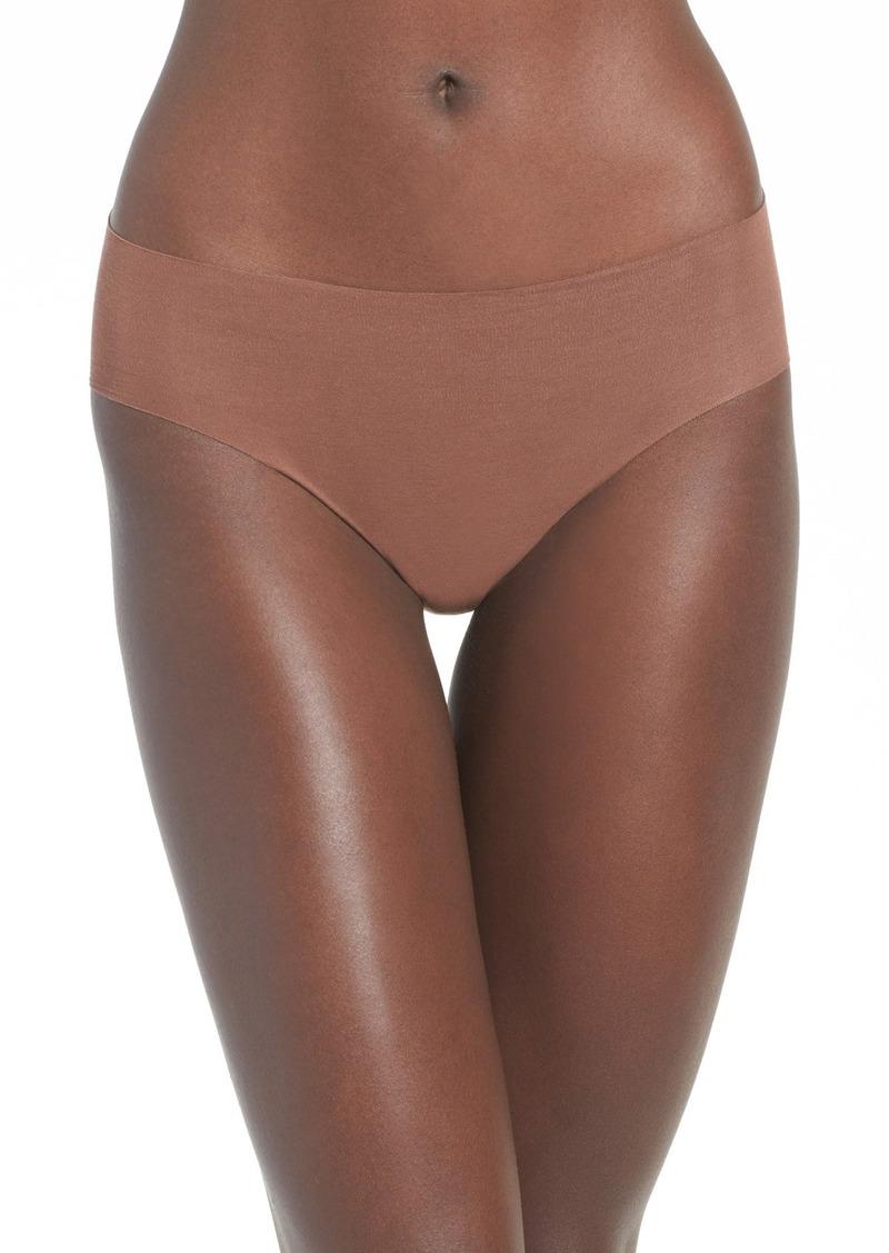 Hanro Hanro Invisible Stretch Cotton Hipster Panties | Intimates