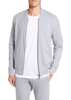 Hanro Living Zip Bomber Jacket