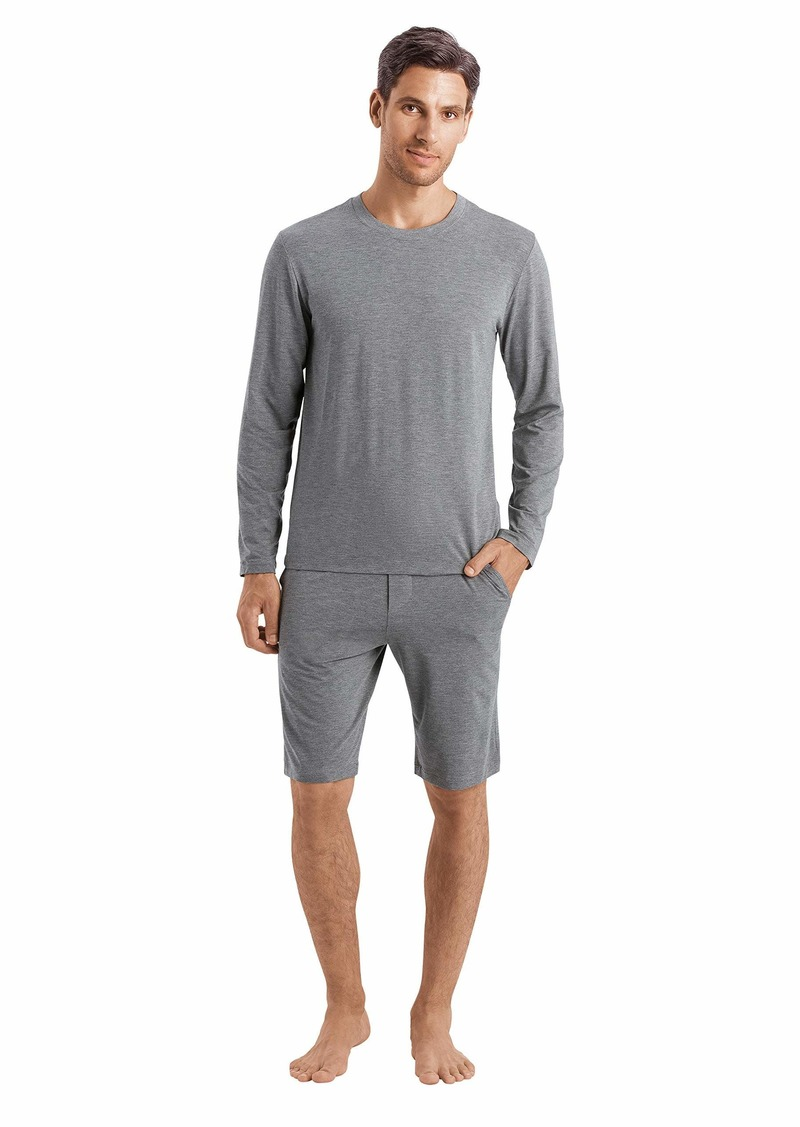HANRO Men's Casuals Long Sleeve Shirt
