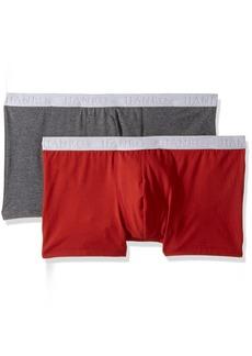 HANRO Men's Cotton Essentials 2-Pack Boxer Brief