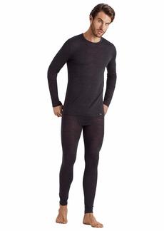 HANRO Men's Light Merino Long Sleeve Shirt