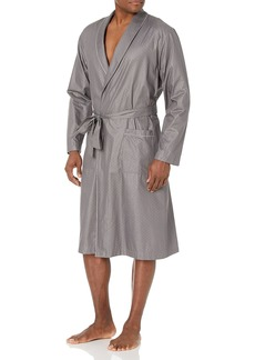 HANRO Men's Maxim Reversible Robe