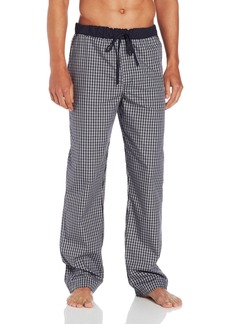 HANRO Men's Night and Day Long Plaid Pant