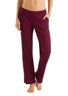 Hanro Minna Ribbed Lounge Pants