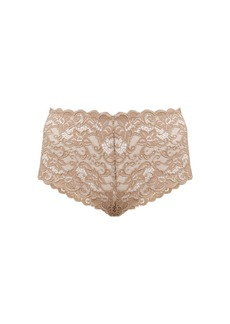 Hanro Moments lace briefs