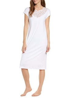 Hanro Najuma Cap Sleeve Nightgown