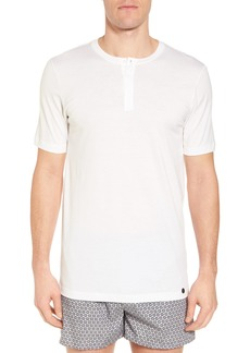 Hanro Night & Day Cotton Henley