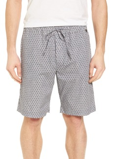 Hanro Night & Day Cotton Lounge Shorts